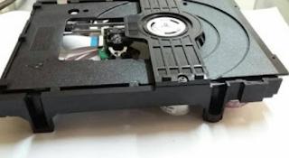 Cara Memperbaiki DVD Tidak Bisa open Close
