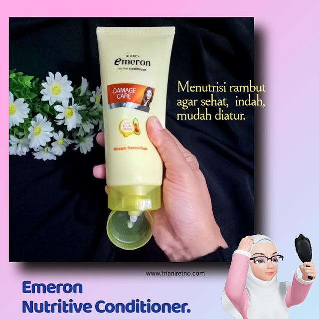 Emeron conditioner damage care