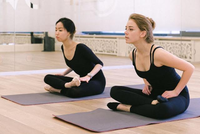 Metode Bernafas dan Santai dalam Yoga
