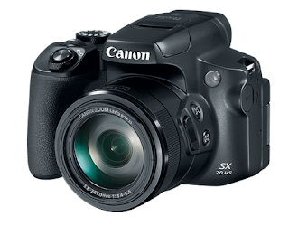Download Canon PowerShot SX70 HS Camera PDF User Guide / Manual