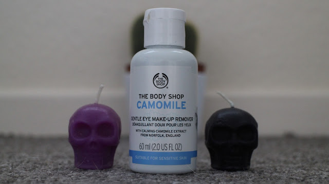 The Body Shop Camomile Eye Make-up Remover Review