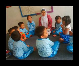 Kegiatan Pembelajaran Bidang Pengembangan Kognitif di Taman Kanak-kanak (TK)
