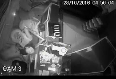 74bd7cd6d PM age rápido e apreende grupo que furtou loja de bolos em Garanhuns