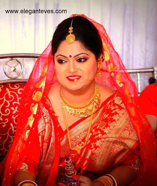 Bengali Bridal Nosering