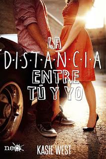 La distancia entre tú y yo | Kasie West