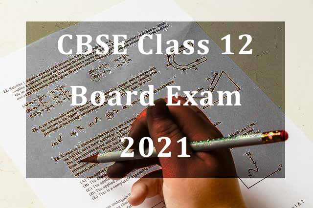 CBSE Class 12 Board Exam 2021: Change question paper pattern for Class 12
