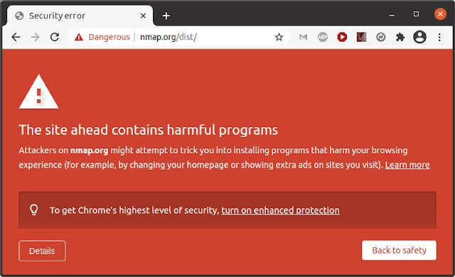 nmap.org-blocking-safebrowsing