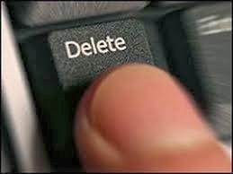 remover e-mails no aweber