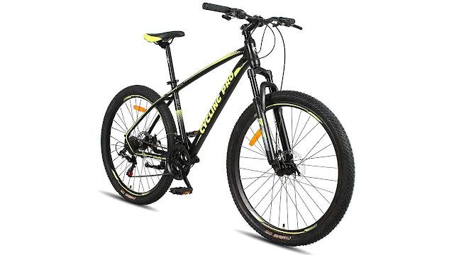 AMOWARE Mountain Bike for Adults