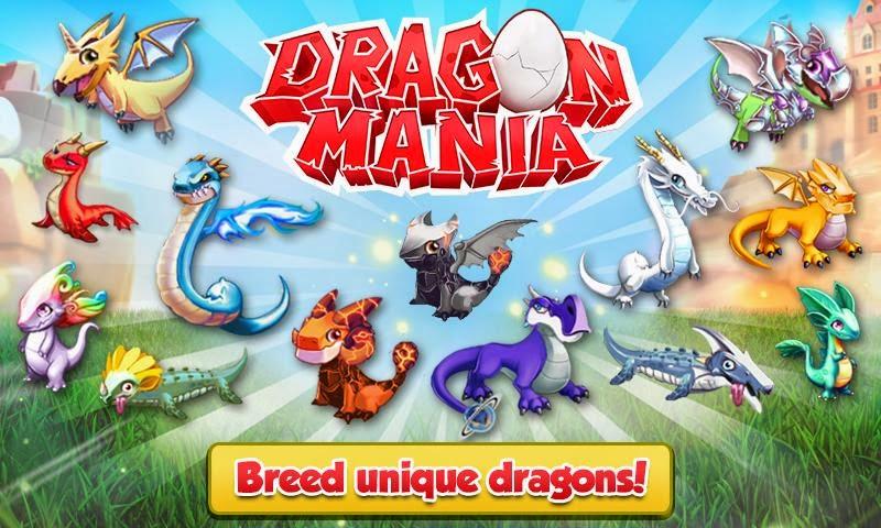 Dragon Mania APK Mod