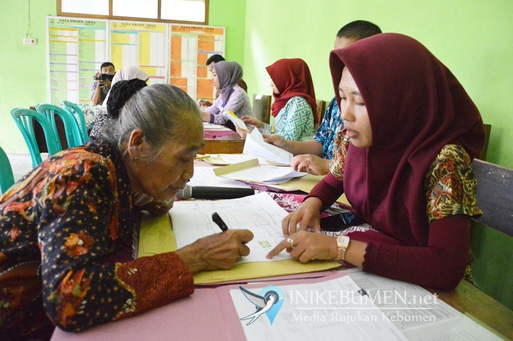Lahan Terdampak Pembangunan JJLS, Warga Jladri Terima Ganti Rugi