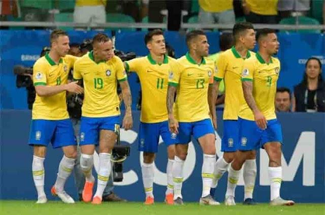 مشاهدة مباراة البرازيل ونيجيريا