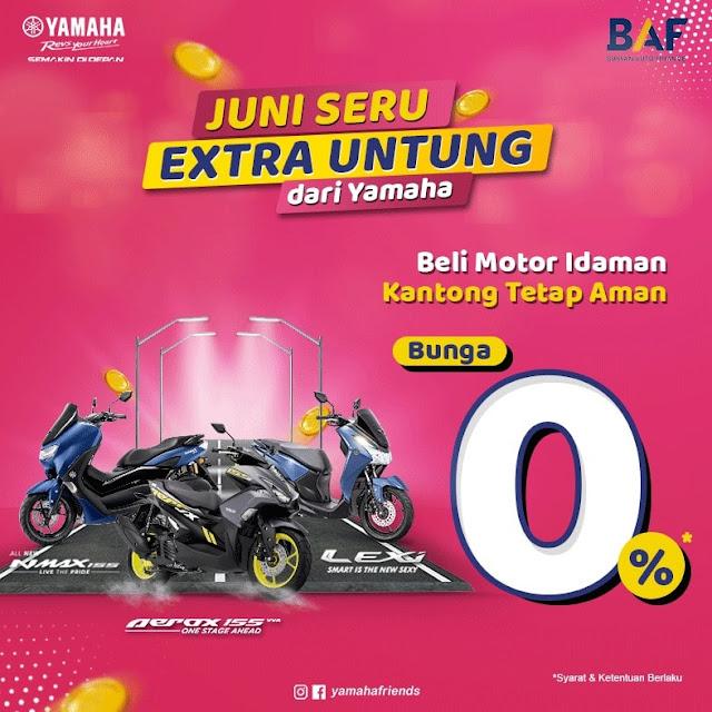 Promo Yamaha Nmax Aerox Lexi