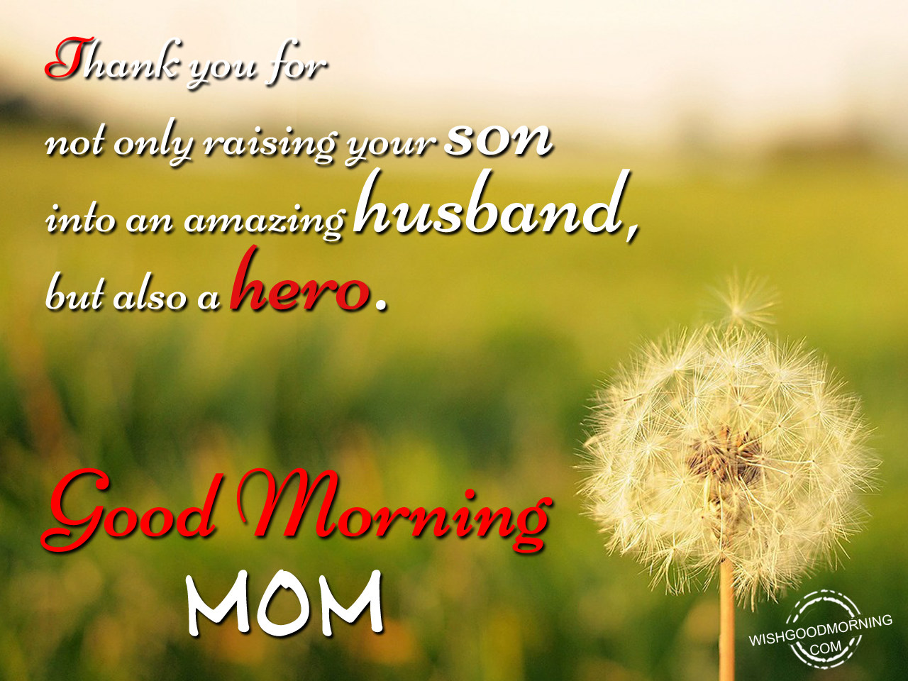 Sweet Good Morning Prayer Messages For Mom Happy Mothers Day