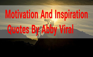 TOP 10 Abby Viral Motivational and Inspiration Quotes