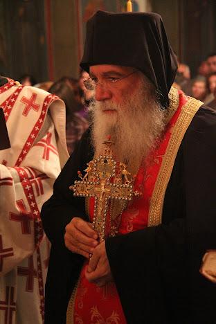 Ο Γέροντας Νεκτάριος θα βρίσκεται στην Αθήνα με το Τίμιο Ξύλο