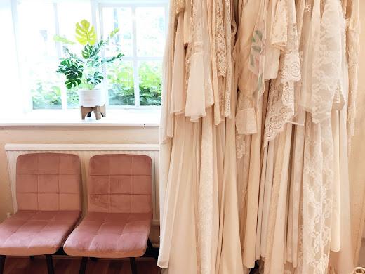 vintage wedding dresses north west