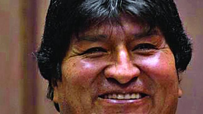 VIDEO: EVO MORALES PIDE AYUDA A MEXICANOS PARA SU MANUTENCIÓN