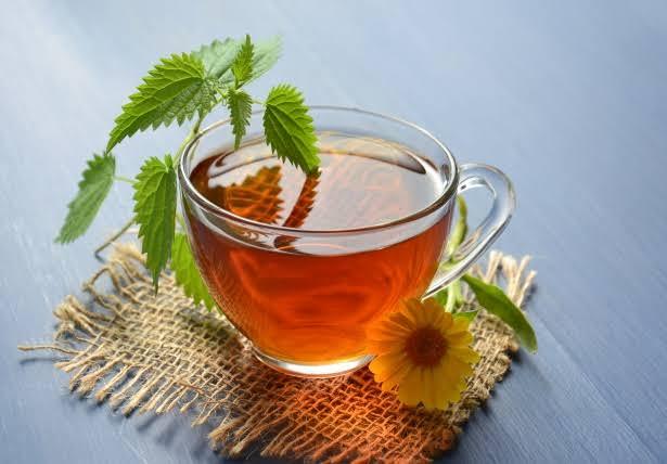Green tea in hindi