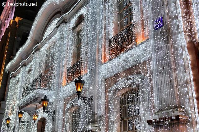 москва украшенная к новому году 2016 фото