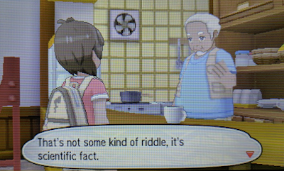 Komala Coffee Pokémon Center Cafe owner not some kind of riddle it's scientific fact