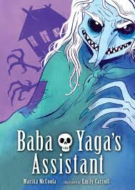 https://www.goodreads.com/book/show/24727085-baba-yaga-s-assistant?ac=1&from_search=true