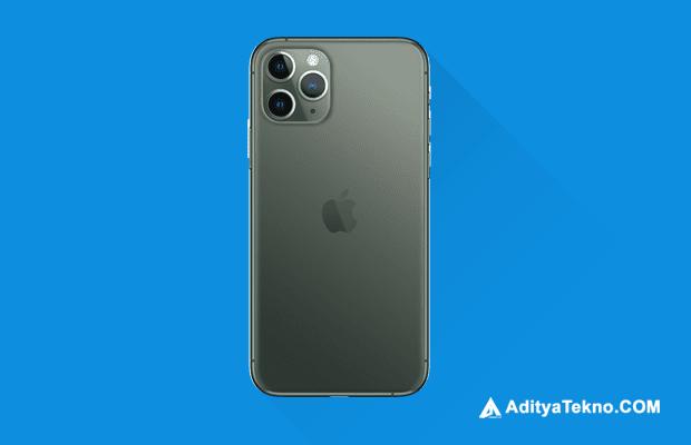 Spesifikasi Lengkap, Kelebihan dan Kekurangan Apple iPhone 11 Pro