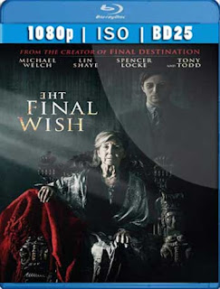 El Último Deseo (The Final Wish) [2019] [BD25] HD [1080p] Latino [GoogleDrive] SilvestreHD