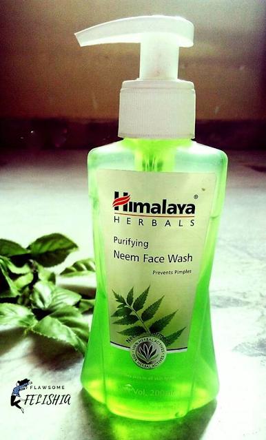 Himalaya Herbal Purifying Neem Face Wash