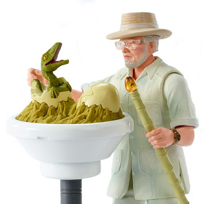 San Diego Comic-Con 2019 Exclusive Jurassic World Legacy Collection John Hammond Action Figure
