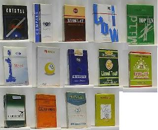 18+ Merek Rokok Lokal Aneh dan Unik Indonesia