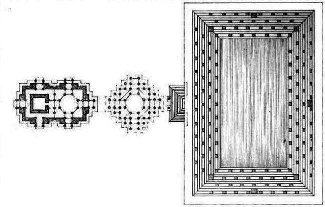 Layout plan of  Modhera Sun Temple