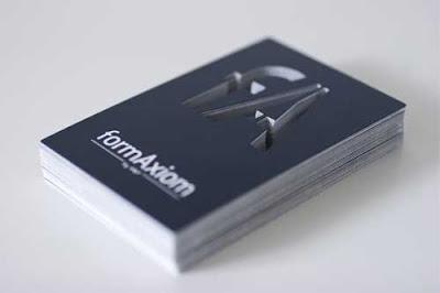 excelentes tarjetas personales minimalista