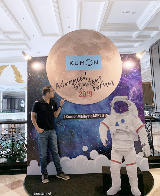 ASF2019 was held at Putrajaya Marriot Hotel