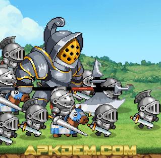 Download Games Kingdom Wars MOD APK Versi Terbaru