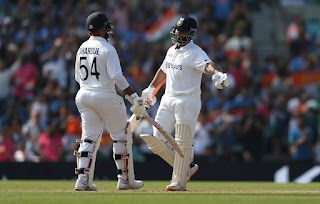 England vs India 4th Test 2021 Highlights