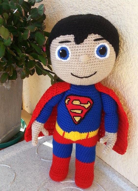 Häkelfieber Austria: Superman