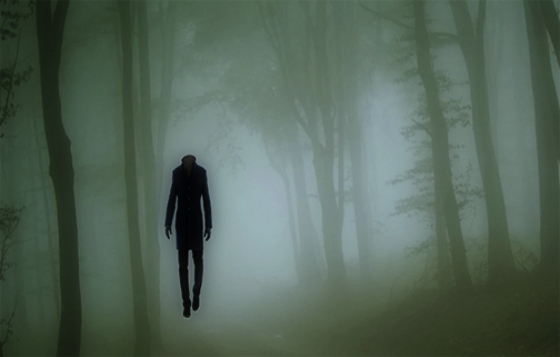 Real Creepy Tales: The Amulet / The Headless Man
