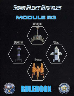 Star Fleet Battles: Module R3 Rulebook 2017