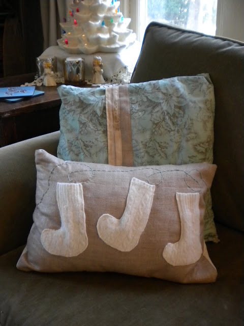 Red Gate Farm New Pillow Covers Holiday Projects 6 And 7