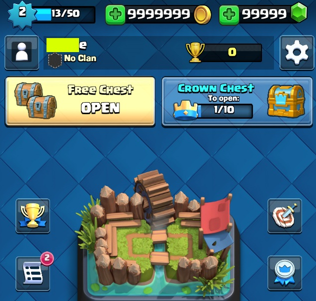 Claim Clash Royale Unlimited Gems For Free! 100% Working [December 2020]