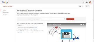Home Google Webmaster