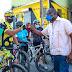 Alcaldía de Los Alcarrizos inaugura primera ciclovía