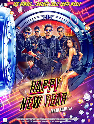 Happy New Year (2014) Hindi Full Movie Watch Online Movies
