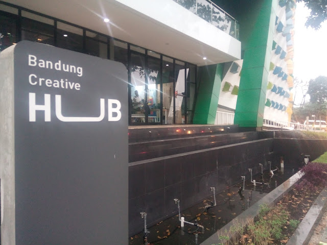 Bandung Creative Hub, Ruang Seni Yang Rela Berbagi