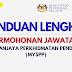 Panduan Lengkap Permohonan Jawatan Suruhanjaya Perkhidmatan Pendidikan (SPP)