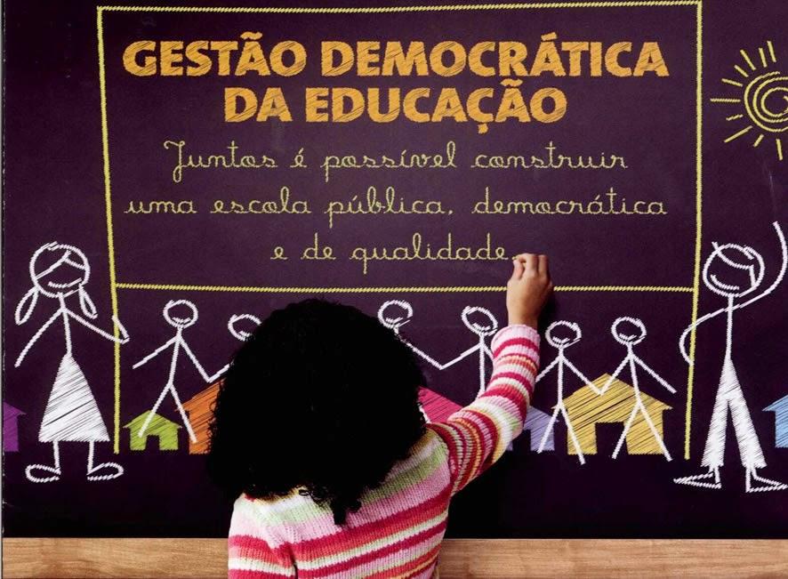 Reflexões sobre o processo de gestão democrática. Por Eládio Delfino Carneiro Neto