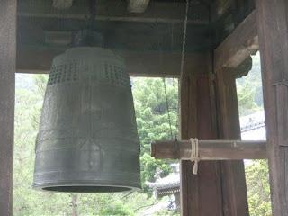 建長寺の銅鐘