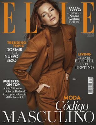 Revista Elle noviembre 2019