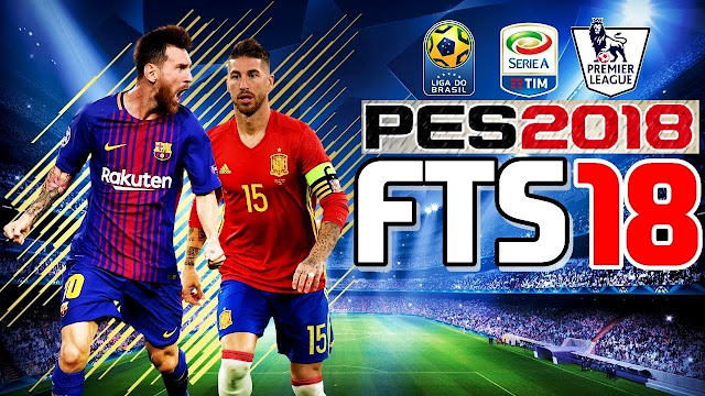 Download FTS Mod PES 2018 for Android Apk + Odd Data